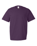 Aubergine Heavy Cotton T-Shirt
