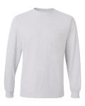 Heavyweight Cotton Long Sleeve T-Shirt
