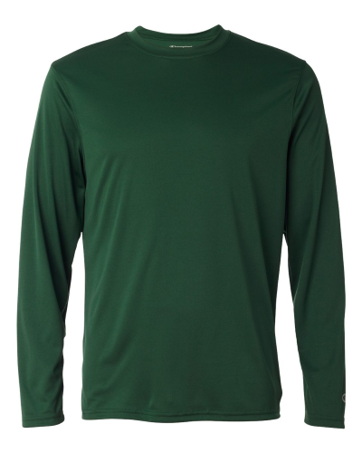 6b7d89cf4 Custom printed Champion Mens Double Dry Long Sleeve T-shirt in ...