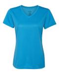 Augusta Sportswear Ladies' V-Neck Wicking T-Shirt