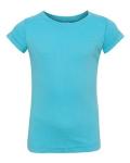Fine Jersey Toddler Girl's T-Shirt