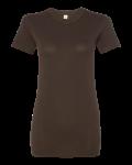 Espresso Ladies' Short Sleeve T-Shirt
