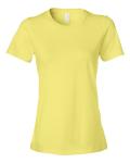 Ladies' Ringspun Fashion Fit T-Shirt