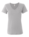 Ladies' Sheer V-Neck T-Shirt