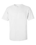 White Unisex T-Shirt Adult