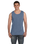 BLUE JEAN Comfort Colors Garment-Dyed Tank