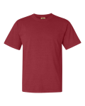 Crimson Comfort Colors Short Sleeve Shirt