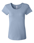Ladies' Scoopneck Short Sleeve T-Shirt