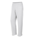DryBlend Open Bottom Pocketed Sweatpants