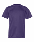 Purple YOUTH - Short Sleeve Performance T-Shirt