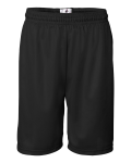 Black Badger - 9'' Inseam Mini Mesh Shorts