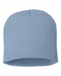 Baby Blue Sportsman - 8'' Knit Beanie