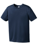 True Navy Youth Performance Competitor Tee