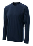 True Navy Youth - Long Sleeve Ultimate Performance Crew