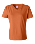 Cantaloupe Ladies' V-neck T-Shirt