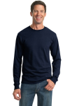 JERZEES Heavyweight Blend 50/50 Cotton/Poly Long Sleeve T-Shirt