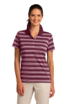 Nike Golf Ladies Dri-FIT Tech Stripe Polo