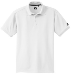 Bright White OGIO Caliber 2.0 Polo