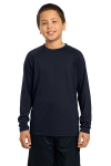 Sport-Tek Youth Long Sleeve Ultimate Performance Crew