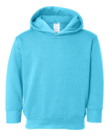 Aqua Toddler Hooded Sweatshirt