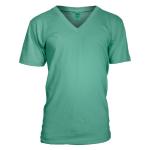 Seafoam Pigment Dyed V-Neck T-Shirt