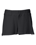 Black Bella - Ladies' Cotton/Spandex Fitness Shorts
