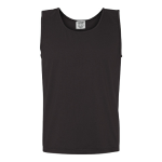 Black Pigment Dyed Tank Top