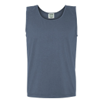 Blue Jean Pigment Dyed Tank Top