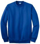 Royal Gildan DryBlend Crewneck Sweatshirt