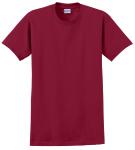 Cardinal Red Gildan Ultra Cotton 100% Cotton T-Shirt