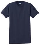 Navy Gildan Ultra Cotton 100% Cotton T-Shirt