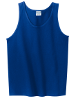 Royal Gildan Ultra Cotton Tank Top