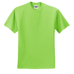 Kiwi JERZEES  Heavyweight Blend 50/50 Cotton/Poly T-Shirt