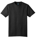 Charcoal Hthr District Young Mens Tri-Blend Crew Neck Tee