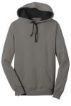 Grey District Juniors The Concert Fleece Hoodie