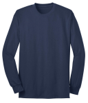 Navy Port & Company Made in the USA Long Sleeve