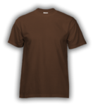 Brown Essential T-Shirt