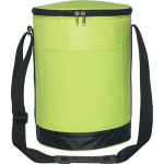 Lime Round Kooler Bag