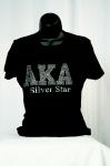 Black AKA Silver Star Member