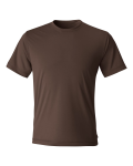 Coffee Short Sleeve Performance T-Shirt