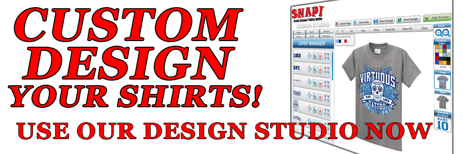 Design Your Shirts