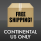 Free Shipping (Continental US Only)