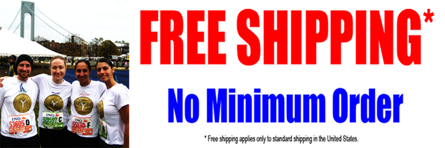 Free Shipping - No Minimum Order