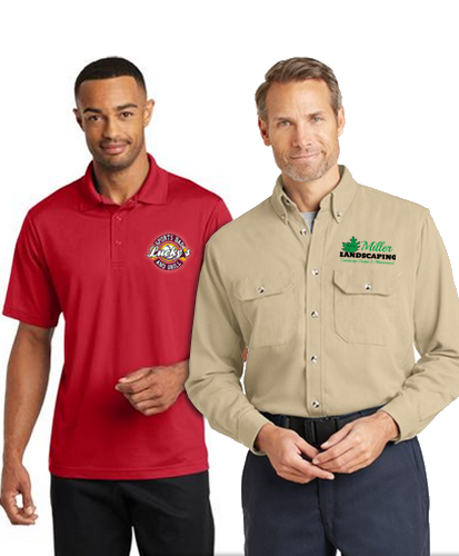 Custom Shirts Screen Print And Embroidery K2 Awards And Apparel