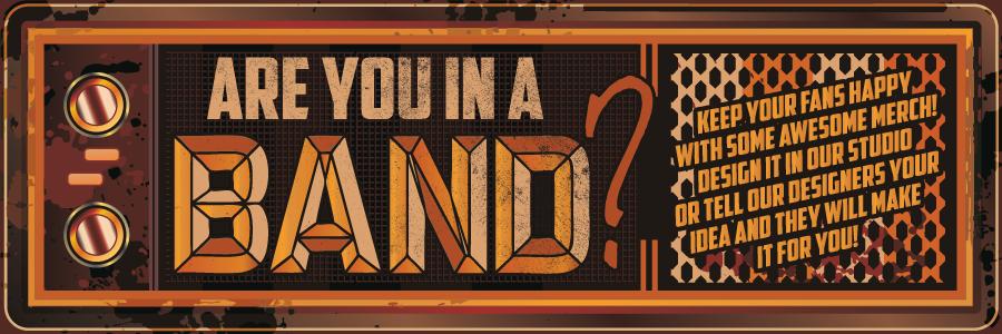 BCS Band Ad