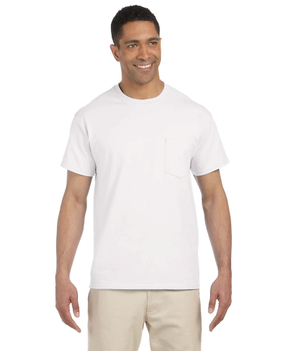 6b020e9a Gildan Adult Ultra Cotton® 6 oz. Pocket T-Shirt by Gildan