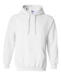 White Maricopa Little League Adult Hooded Sweatshirt