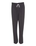 Unisex Long Scrunch Fleece Pant