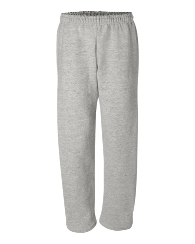 7048a9a2fc Ash Ultra Blend Open Bottom Pocketed Sweatpants Ash