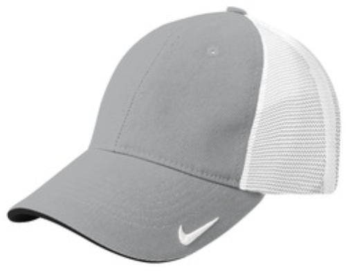 7786efd1369 Anthracite Wht Nike Golf Mesh Back Cap II Cool Grey Wht